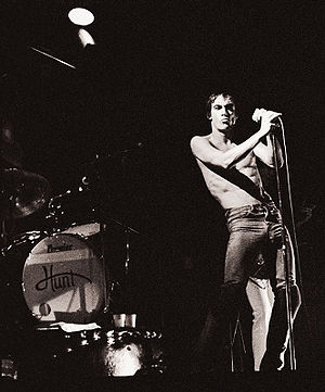 Iggy Pop, October 25, 1977 at the State Theatr...