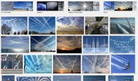 Chemtrail Image Search