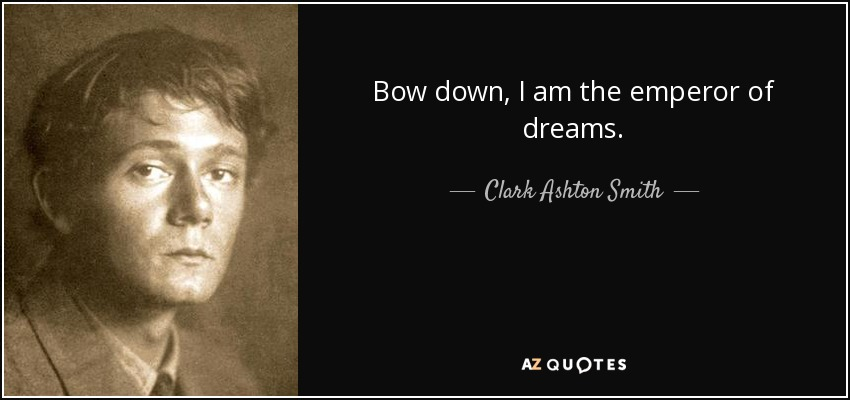 Clark Ashton Smith, The Crawling Chaos, Artistry