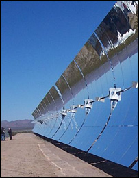 A sustainable energy initiative that will start with a huge solar project in the Sahara desert has been announced by a consortium of 12 European businesses.