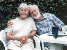 Dennis and Flora Milner said they wanted to decide when to die