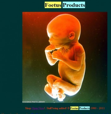 Foetus Products