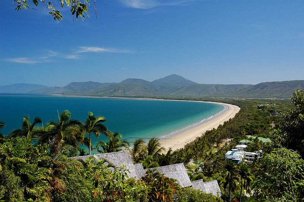 Four Mile Beach, Port Douglas, Australia