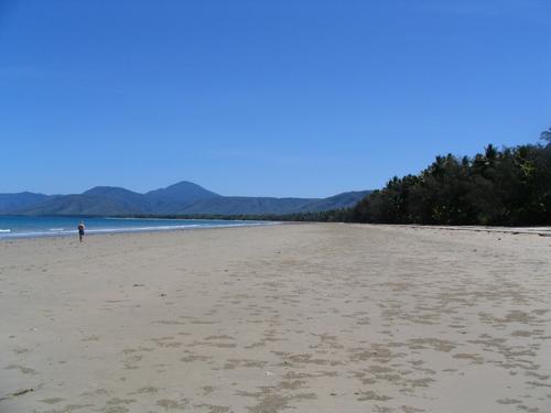 Four Mile Beach again
