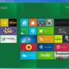 Win8 Dev Loggged On Screen