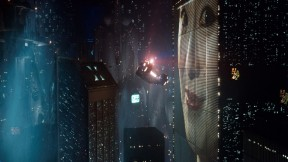 Blade Runner Fly By