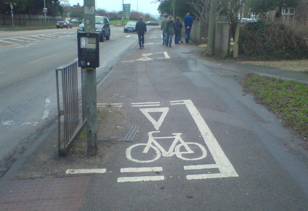 A cycle path for the 22nd century